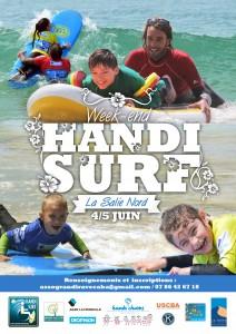 AFFICHE HANDI SURF 2016 (2)